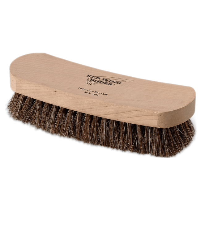 Red Wing Boot Brush