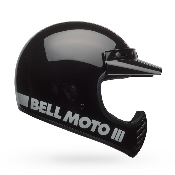 Bell Moto 3 Helmet - Riding - Iron and Resin