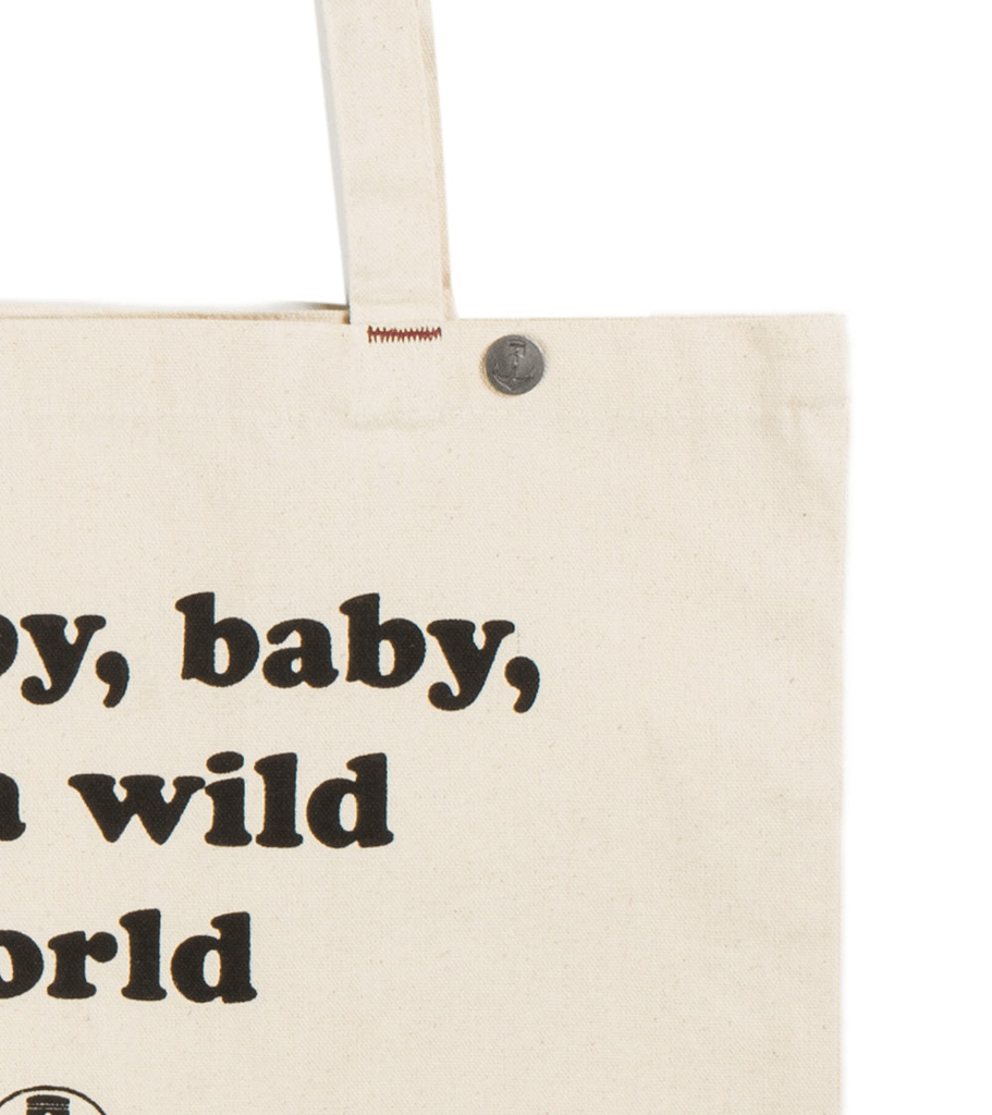 Iron & Resin Wild World Tote
