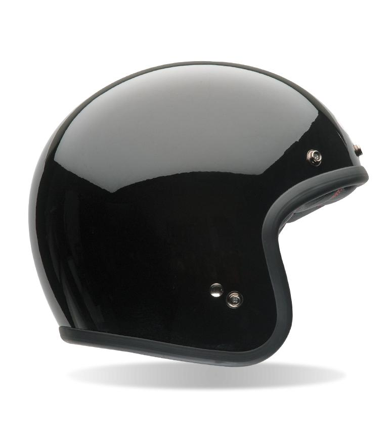 Bell Custom 500 - Gloss Black, S - Display Model - Riding - Iron and Resin