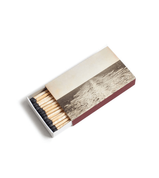 Izola Wave Matches - Houseware - Iron and Resin