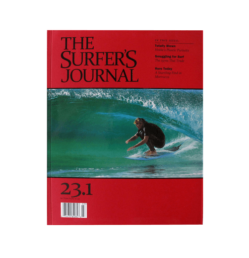 The Surfers Journal 23.1 - Accessories: Magazines - Iron and Resin