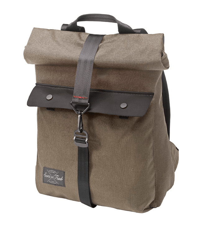Sons Of Trade Pioneer Backpack - Accessories: Bags - Iron and Resin