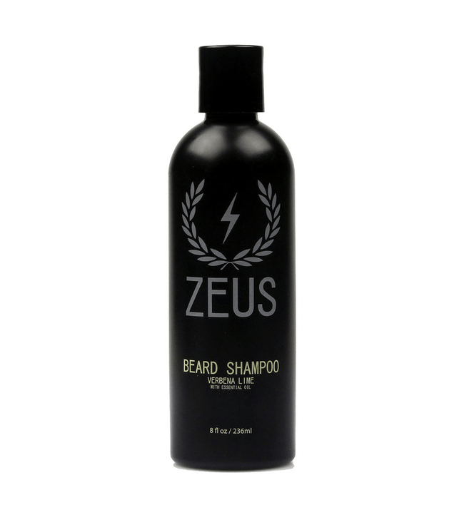Zeus Beard Shampoo - Grooming: Hair - Iron and Resin