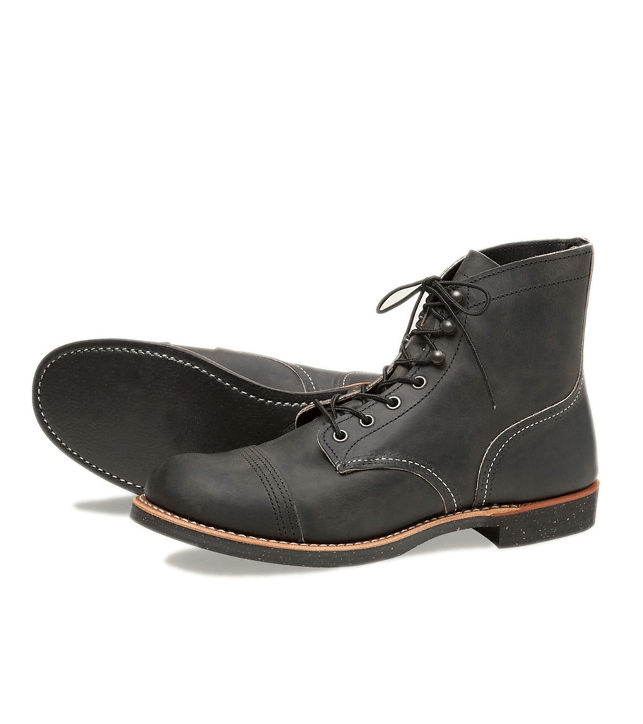 Red Wing Iron Ranger - Shoes: Men's: Boots - Iron and Resin