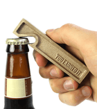 Owen & Fred Bottle Opener - Kitchenware - Iron and Resin
