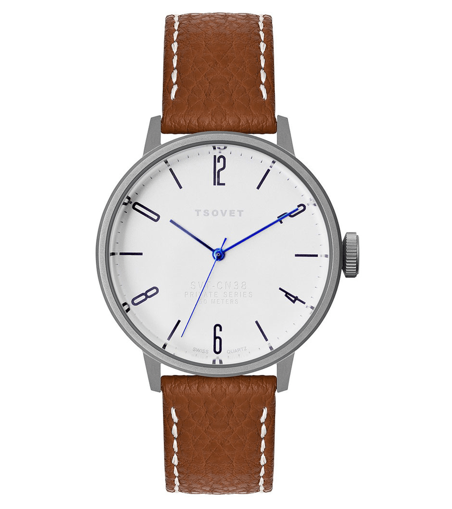 TSOVET SVT-FW44 - Accessories: Watches - Iron and Resin