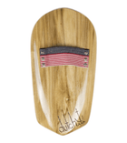 Dutch Handplane- Step Up - Surf - Iron and Resin