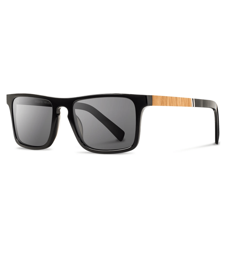 Shwood Govy - Accessories: Eyewear - Iron and Resin