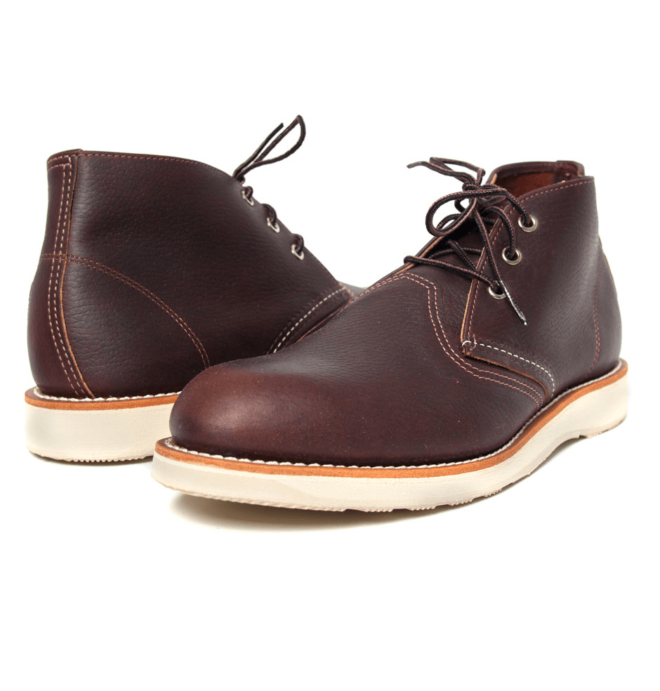RED WING CHUKKA - Boots - Iron and Resin