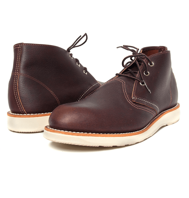 RED WING CHUKKA - Shoes: Men's: Boots - Iron and Resin