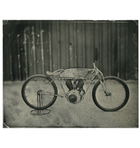 Lisa Dodge Tin Type- Thor