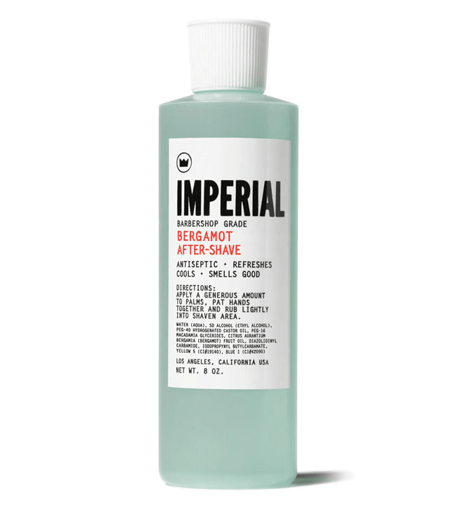Imperial Bergamot After-Shave - Grooming: Skin - Iron and Resin