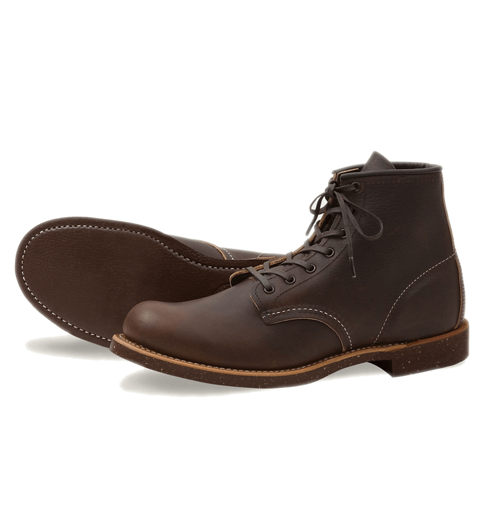 Red Wing Blacksmith - Shoes: Men's: Boots - Iron and Resin