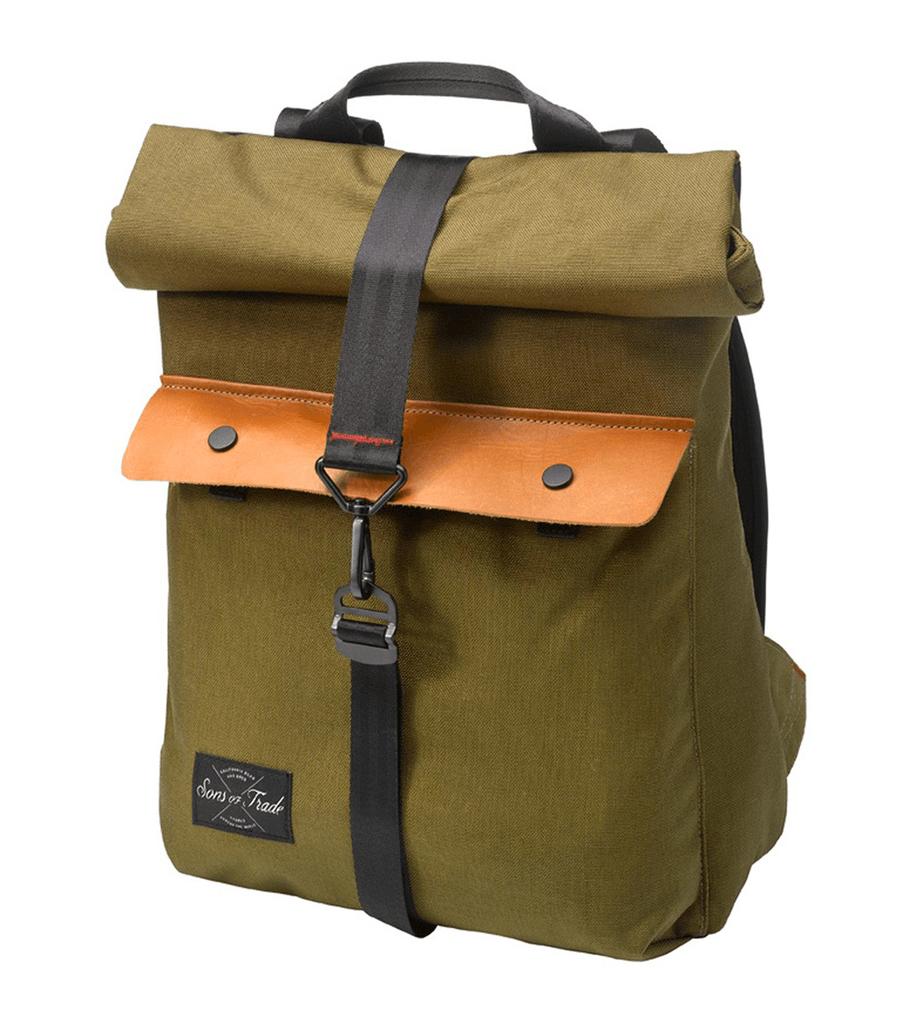 Sons Of Trade Pioneer Backpack - Bags/Luggage - Iron and Resin