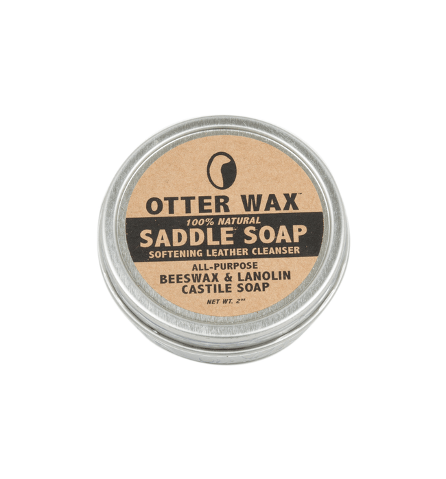 Otter Wax Saddle Soap - Small - Shoes: Men's: Boots - Iron and Resin