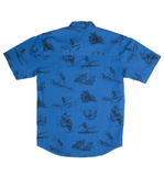 INR x Bruce Brown Film Icons Short Sleeve Shirt