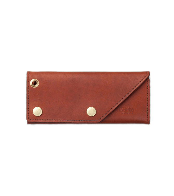 Tanner Goods - Workman Wallet - Accessories: Wallets - Iron and Resin
