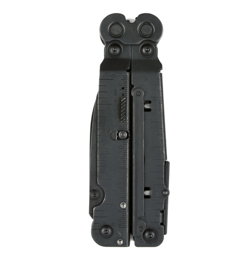 SOG Power Assist EOD w/Leather Sheath