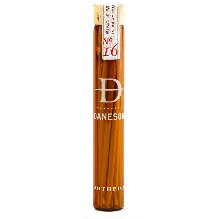 Single Malt No. 16 Tooth Picks - Grooming - Iron and Resin