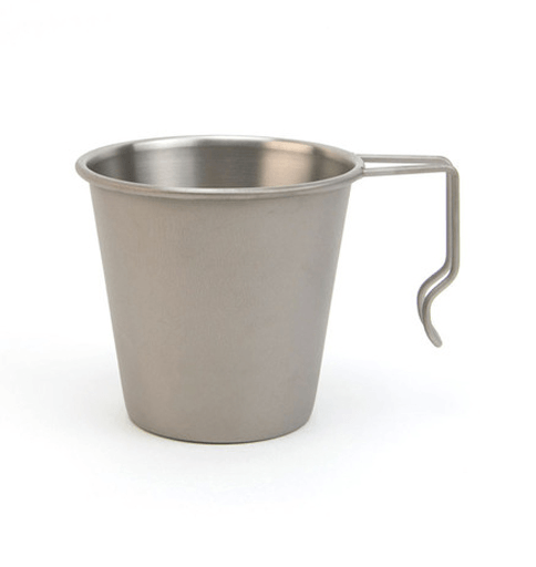 Snow Peak Titanium Single Cup No.2