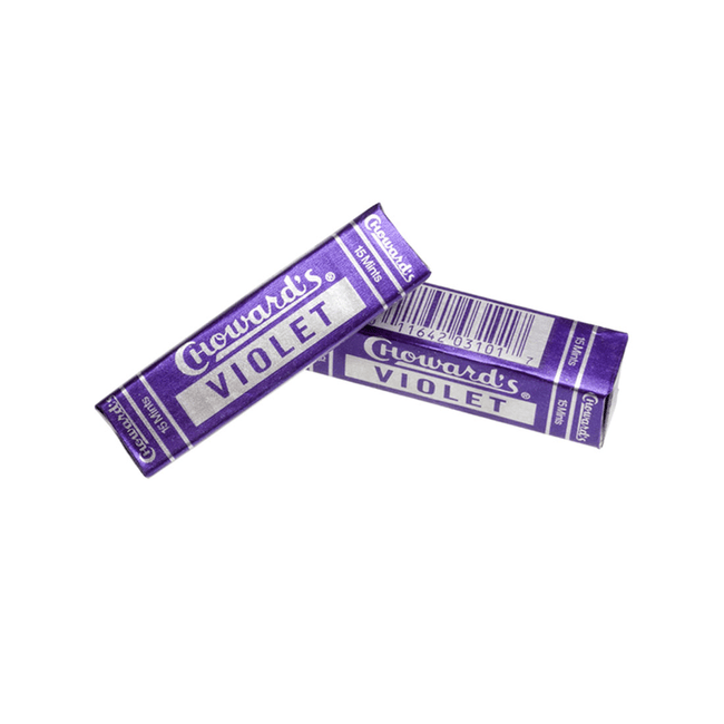 Chowards Violet Mints - Food: Snacks - Iron and Resin