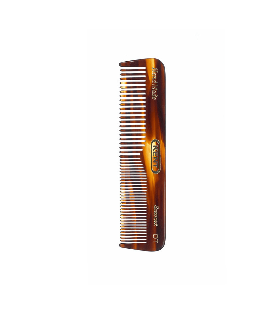Kent Pocket Comb - Grooming - Iron and Resin