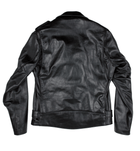 Schott Cowhide Fitted Motorcycle Jacket - Outerwear - Iron and Resin