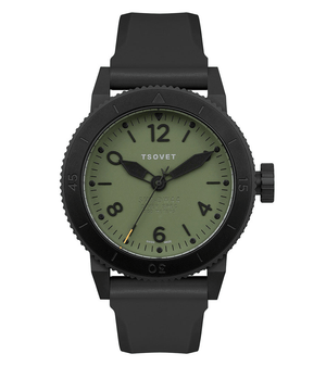 Tsovet SVT-DW44 - Accessories: Watches - Iron and Resin