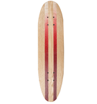 World's Greatest Skateboard- Racing Stripe - Consignment - Iron and Resin