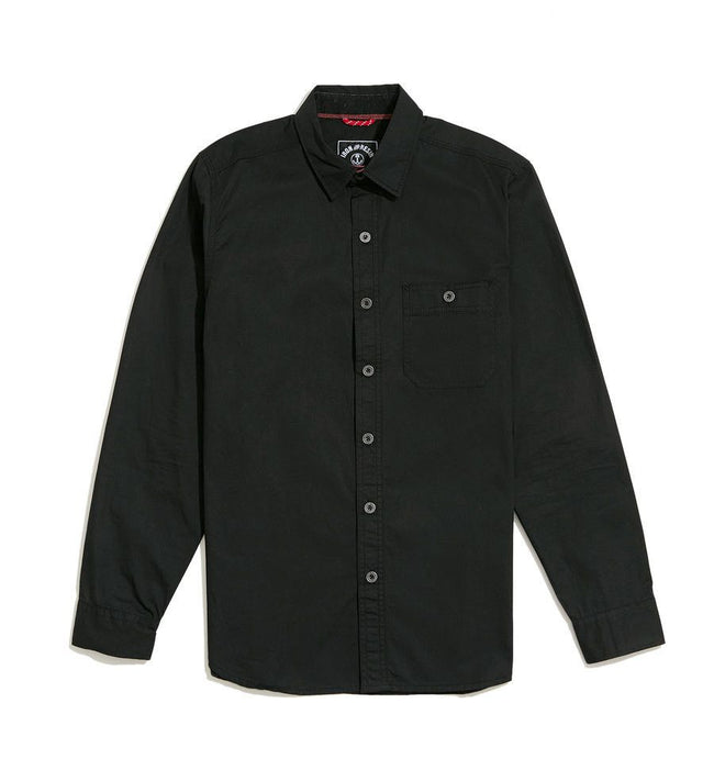 INR x Jackthreads Union Shirt - Apparel: Men's: Wovens - Iron and Resin