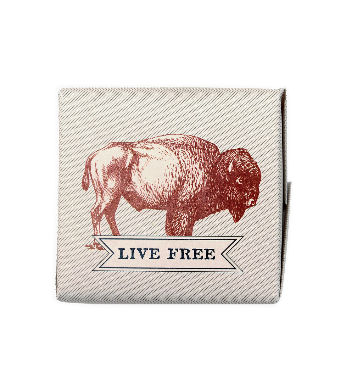 Izola Great Plains Bar Soap - Grooming: Skin - Iron and Resin
