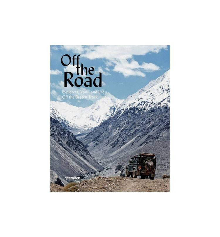 Off The Road - Accessories: Books - Iron and Resin
