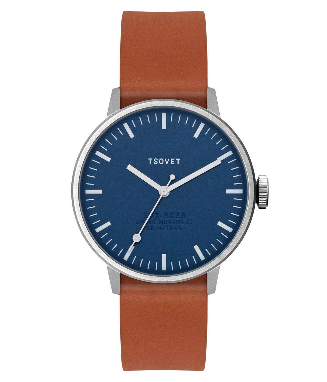 TSOVET SVT-SC38 - Accessories: Watches - Iron and Resin