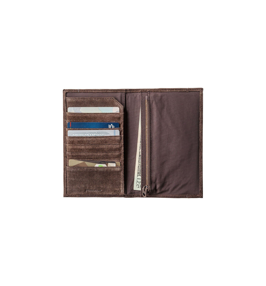 Pendleton Secretary Wallet - American West - Carry Essentials - Iron and Resin