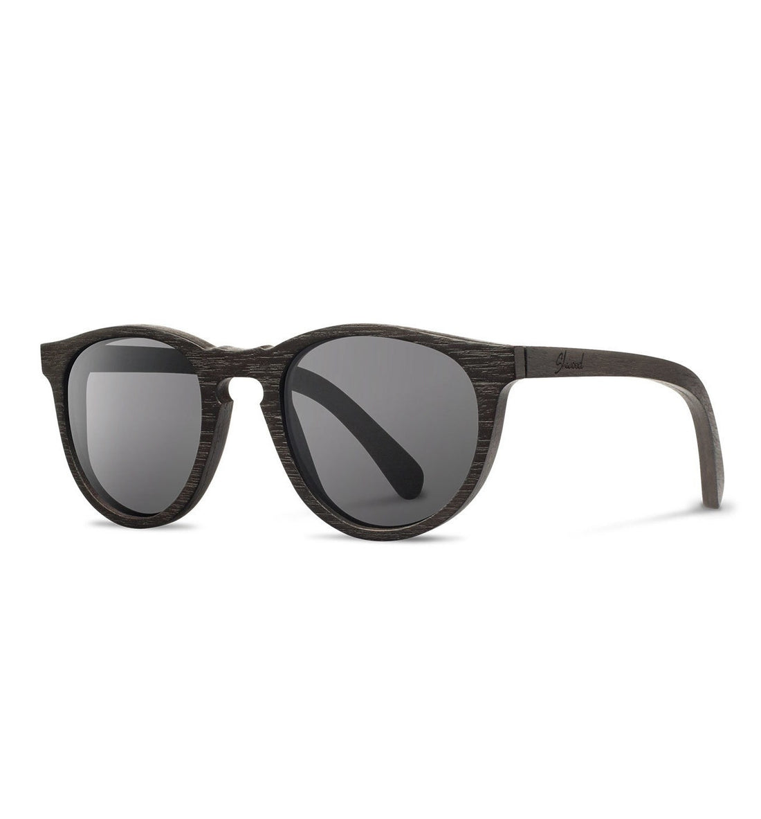Shwood Belmont - Accessories: Eyewear - Iron and Resin
