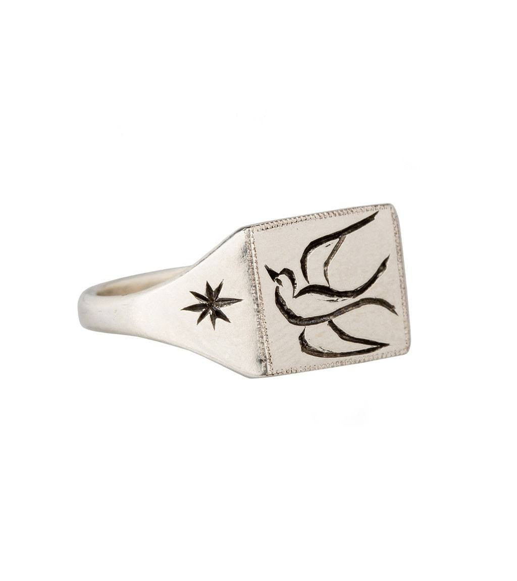 LHN Small Swallow Ring