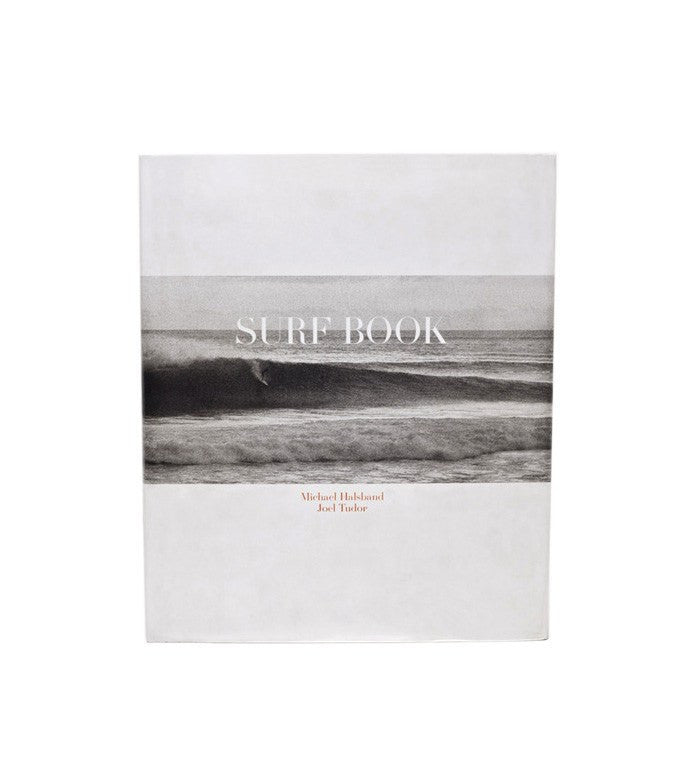 Surf Book by Michael Halsband - Accessories: Books - Iron and Resin