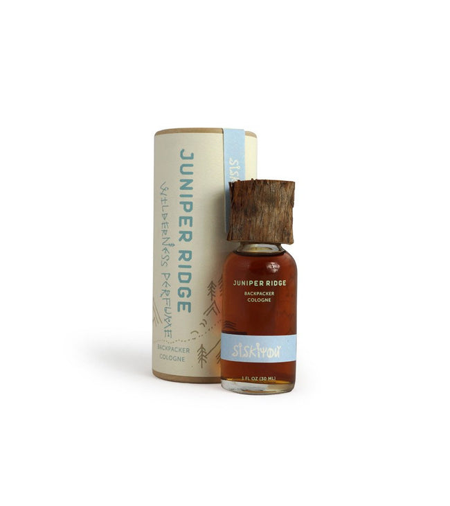 Juniper Ridge Backpackers Cologne, Siskiyou - Grooming - Iron and Resin