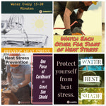 Free Social Media Content for Heat Stress