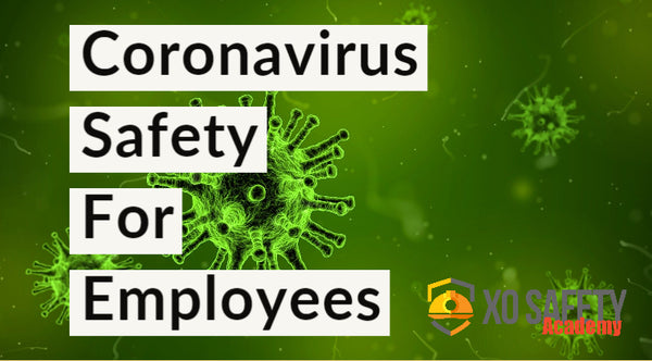 Coronavirus Safety For Employees Online Course Is Now Available