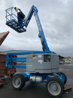 New ANSI Standards for Aerial Lifts