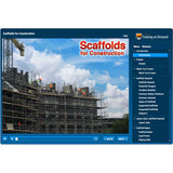 Scaffolding in Costruction Online Training
