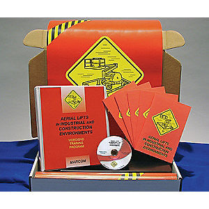 Aerial Lifts in Industrial and Construction Environments DVD