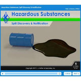 Hazardous Substances: Spill Discovery & Notification Online Course