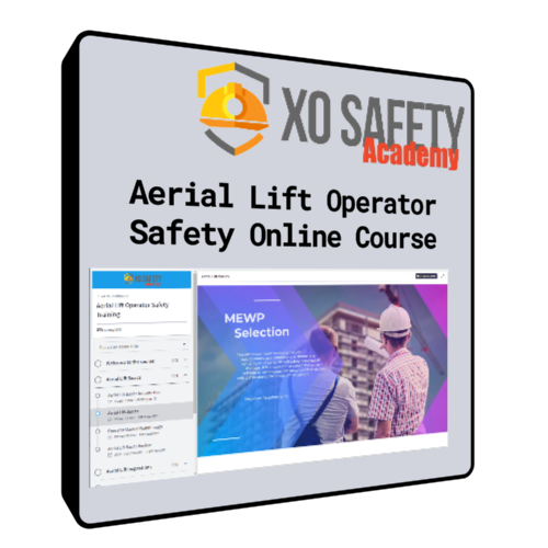 Aerial Lift Operator Safety Online Course