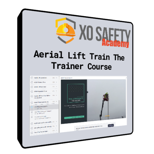 Aerial Lift Train The Trainer Online Course