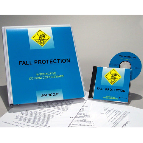 Fall Protection in Construction Environments DVD