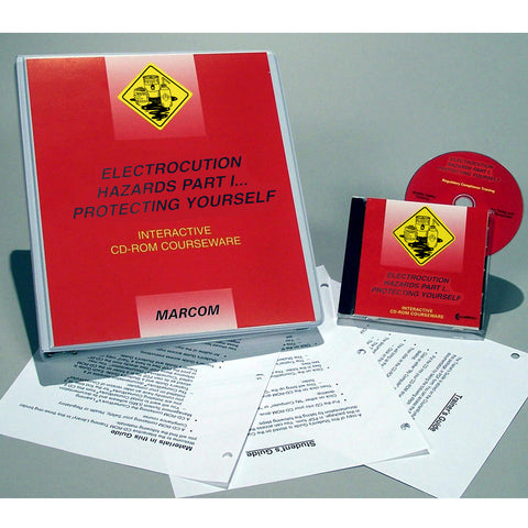 Electrocution Hazards In Construction Environments PART I - Types of Hazards and How You Can Protect Yourself DVD