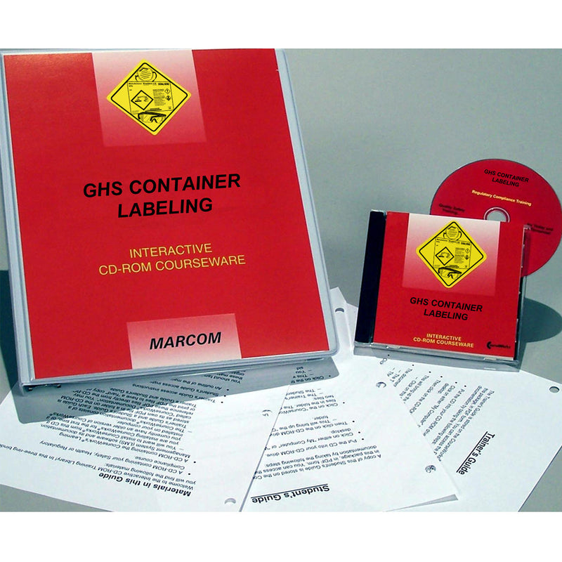 GHS Container Labeling Computer Based Training